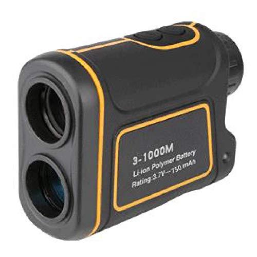 Y DWAYNE Medidor de Distancia láser para Exteriores, telescopio, telémetro monocular Digital, buscador de Rango de Alta precisión, Distancia para Caza de Golf