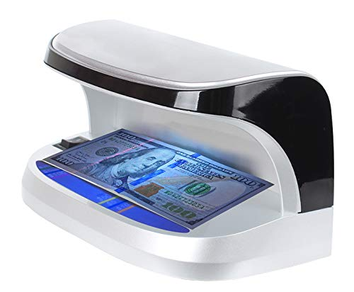 Khippus K410 Counterfeit Bill Detector for Money, Credit Cards and IDs