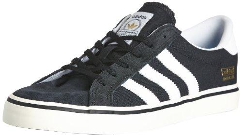 super popular 12d1d 9145e Adidas Americana Vin Low Shoes Black White Ecru UK 9