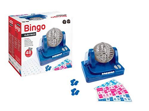 Falomir Bingo Eléctrico, Juego de Mesa, Clásicos, 27 x 24 x 17...