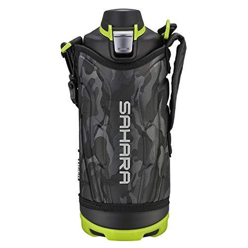 タイガー 水筒 1L サハラ ステンレスボトル スポーツ 直飲み 広口 保冷専用 ブラック MME-F100KK