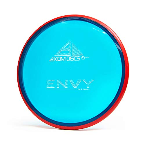 Axiom Discs Proton Envy Disc Golf Putter (170-175g/Colors May Vary)