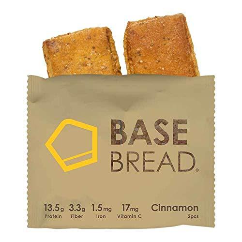 BASE BREAD ベースブレッド シナモン 完全食 完全栄養食 食物繊維 16袋セット