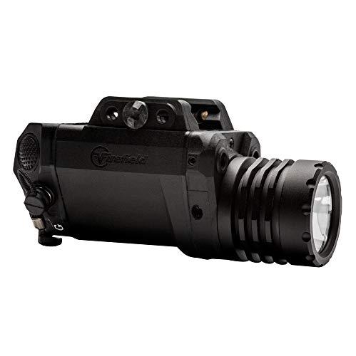 Firefield BattleTek Flashlight with Green and IR Laser