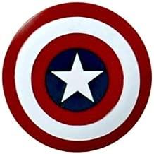 LEGO Captain America Minifigure Shield with Star Bullseye