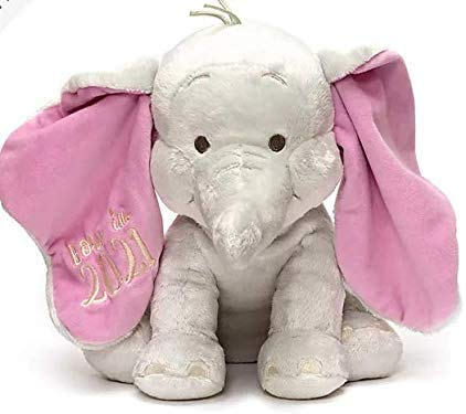 Dumbo Disney 2021 Baby Soft Plush Toy