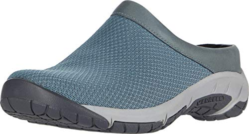Merrell Women's Encore Breeze 4 Clog, Trooper, 8
