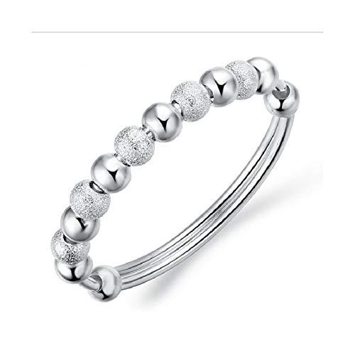1 pulsera para mujer accesorios de mano pulseras con cuentas para mujer ajustable