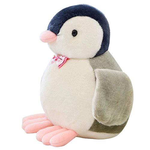 JIAL R Linda del pingüino de Juguete de Felpa de Dibujos Animados sobre Penguin 20cm muñeca Suave Kid S Juguete del Regalo de cumpleaños W2177 Chongxiang