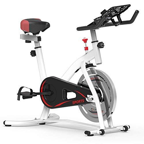ZCYXQR Bicicletas de Ejercicio Bicicleta de Spinning Deportes de Interior Bicicleta de Ejercicio para Gimnasio en casa para Bicicletas de Estudio en Interiores (Deporte en Interiores)