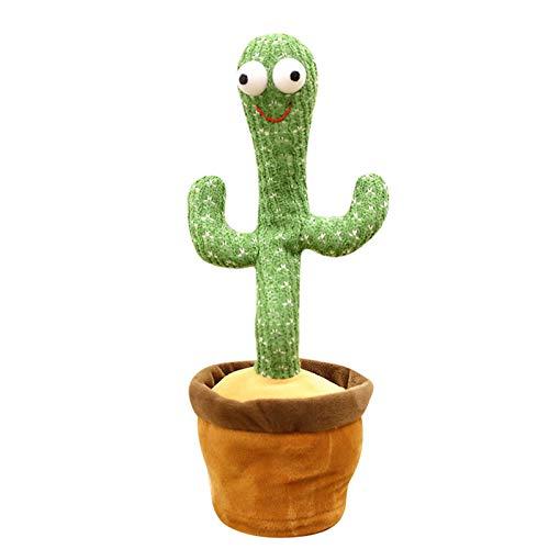 Dancing Cactus, Singing Cactus Toy,…