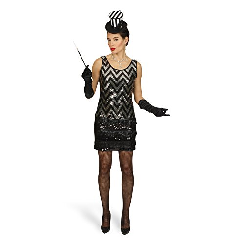 Andrea Moden Kleid Golden Twenties Disfraces Unisex Adulto
