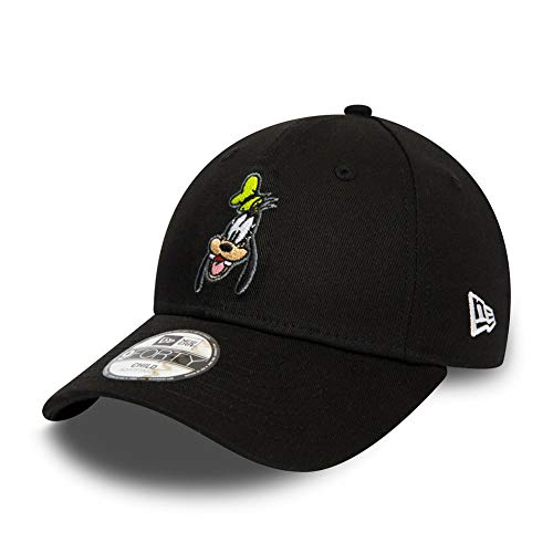 New Era 9Forty Kinder Cap - Disney Goofy schwarz - Child