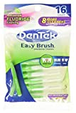 Dentek Easy Brush Cleaners Extra Tight Spaces 16 Count (6 Pack)