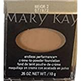 Mary Kay Creme to Powder Foundation Beige 2 - Square Compact