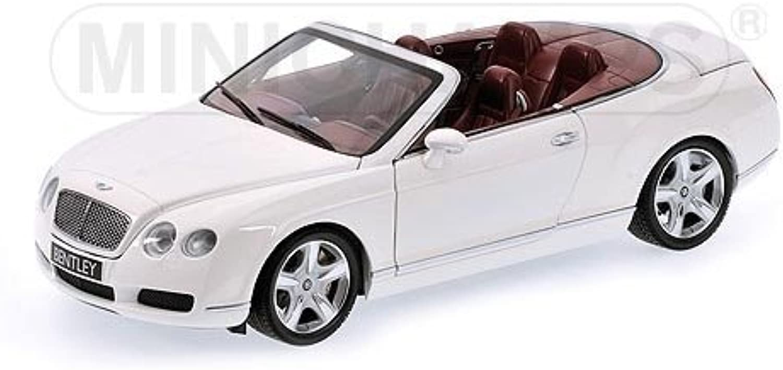 2008 Bentley Continental GT 1 18 White