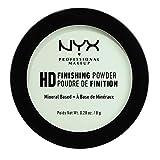 NYX Professional Makeup Polvos fijadores High Definition Finishing Powder,...