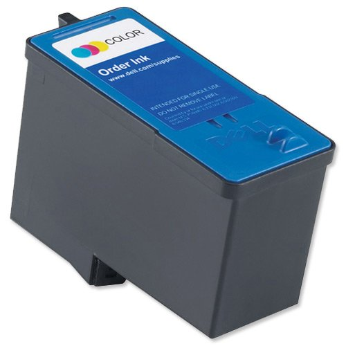 Dell No. CH884 Inkjet Cartridge High Yield Colour Ref 592-10292