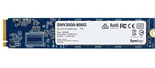 Synology SSD M.2 800GB SNV3500-800G NVMe 22110