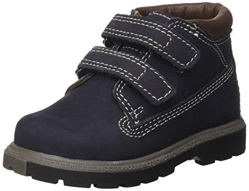 Chicco Cardax, Desert Boots Garçon Fille, Bleu, 22 EU