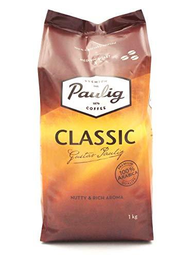 Paulig Kaffee - CLASSIC - 1000g Bohnen