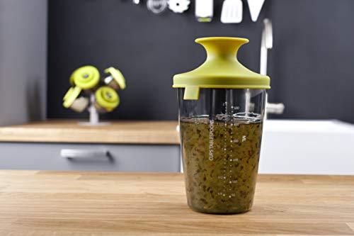 Tomorrow`s Kitchen (bislang Vacu Vin) - 2833660 Popsome Dressingshaker