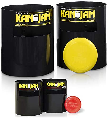 Kan Jam Original Disc Toss Game for The Backyard, Beach, Park, Outdoors and Indoors