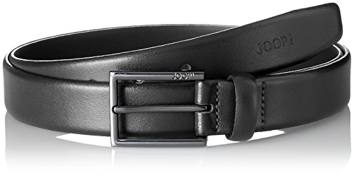 Joop! Herren 7005 JOOPCOLL. Belt 3 cm/NOS Gürtel, Schwarz (Schwarz 10), 85