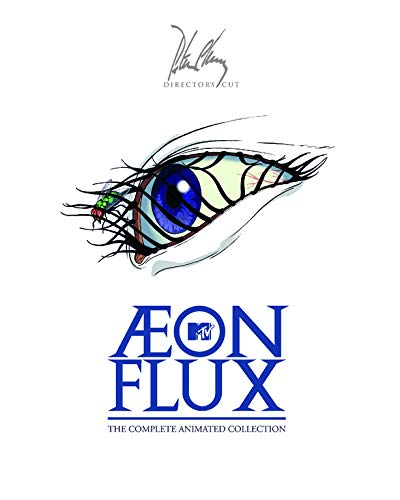 Aeon Flux: Complete Animated Collection (3 Dvd) [Edizione: Stati Uniti]