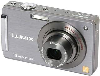 Panasonic DMC FX550EGS Digitalkamera (12 Megapixel, 5 fach opt. Zoom, 7,6 cm (3 Zoll) Display, Bildstabilisator) silber