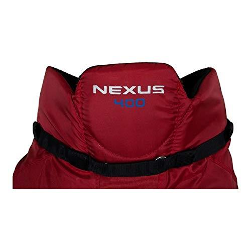 Bauer Kinder Eishockeyhose Kinder Eishockeyhose Nexus 400 Bambini L rot - Rot