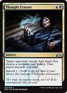Magic: the Gathering - Thought Erasure (206/259) - Guilds of Ravnica