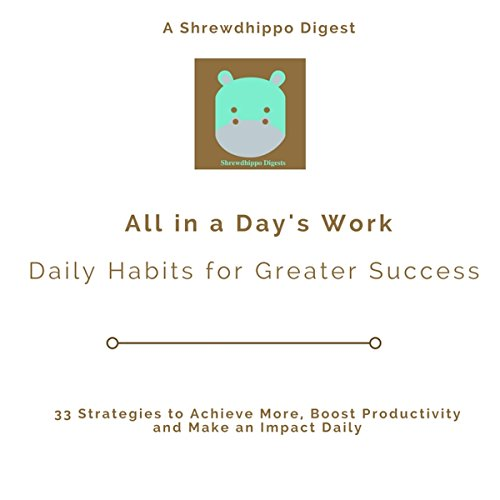 All In a Day's Work audiobook cover art