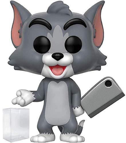 Funko Pop! Animation: Tom & Jerry - Tom Vinyl Figure (Includes Pop Box Protector Case)