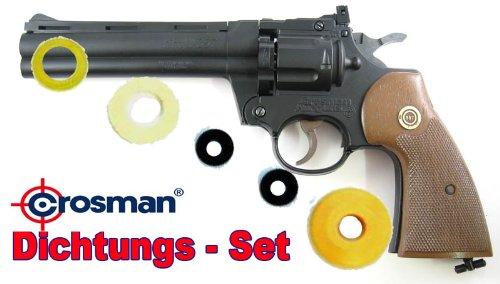 Crosman Ersatzteile / CO2 Revolver 357 Dichtungs-Set. Kal.4,5 mm Dichtungs-Set.