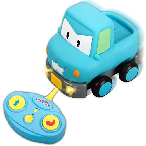 Juguetes bebés radiocontrol con musica, sonidos y luces. Coche teledirigido...