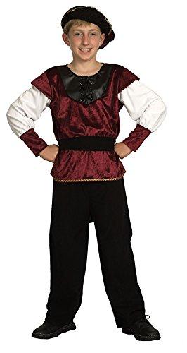Déguisement Enfant Costume Prince Garçon 3 -5 ans