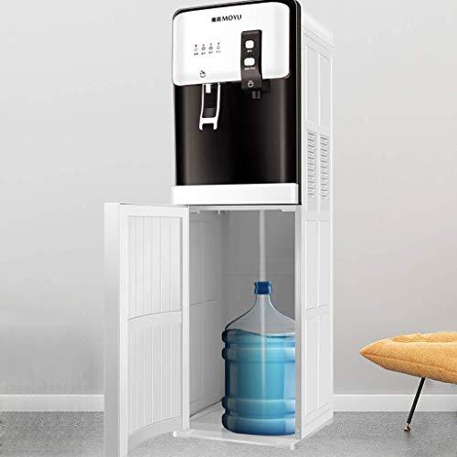 DIESZJ Enfriador de Agua de Carga Inferior Dispensador de Agua Dispensador de Agua Independiente - 3 configuraciones de Temperatura - Agua Caliente, fría y fría, Seguro para niños