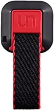 Ungrip Colors Collection. The Most Comfortable and Secure Way to Hold Your Phone! Compatible with iPhones and Android Phones. (Red)