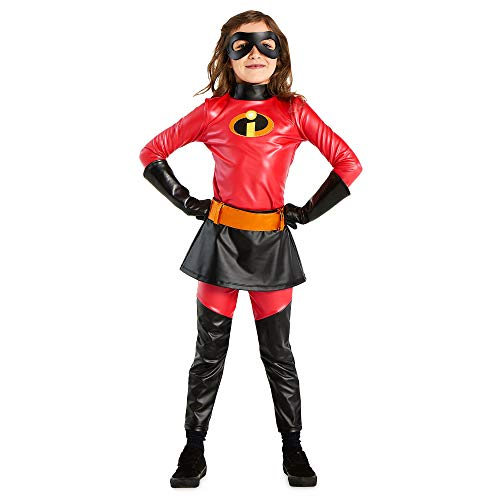 Disney Violet Costume for Kids - Incredibles 2 Size 5/6 Red
