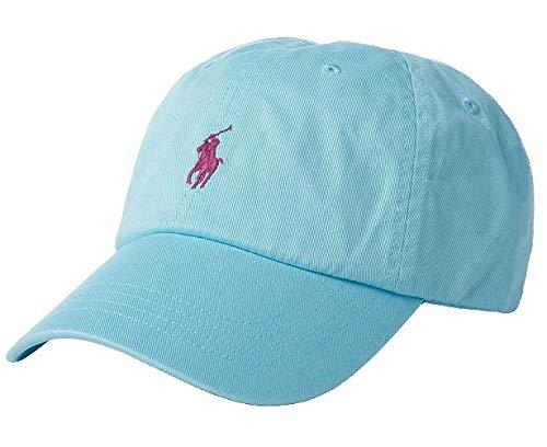 Polo Ralph Lauren Herren-Baseballkappe aus Baumwolle -  Blau -  Einheitsgröße