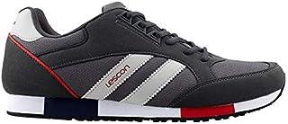Lescon L-6540L Sneakers Büyük Numara Erkek Spor Ayakkabı FUME