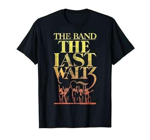 Le groupe drôle The Last Waltz T-Shirt