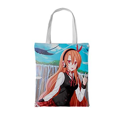 RomantiassLu Bolso de hombro de lona Chelsea, the Crimson Eye Bolso tote grande de lona Bolso de compras de algodón con un solo hombro, bolso de playa, bolsas de regalo