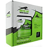 Arctic Cat New OEM 4-Cycle Synthetic C-Tech4 3000 Oil Change Kit, 7639-042
