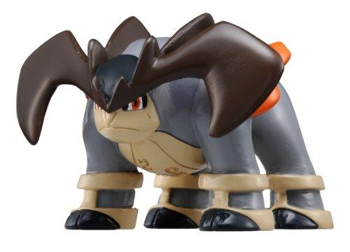 Takaratomy M-049 Figurine Pokémon Noir et Blanc