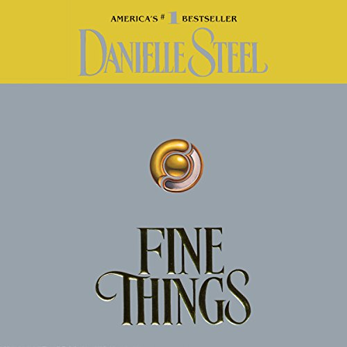 Fine Things audiobook cover art
