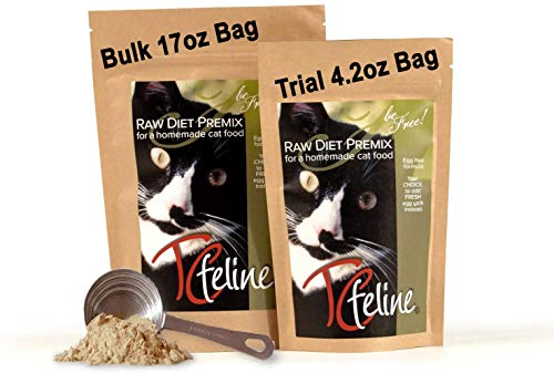 Top 10 best selling list for supplements for cat raw food