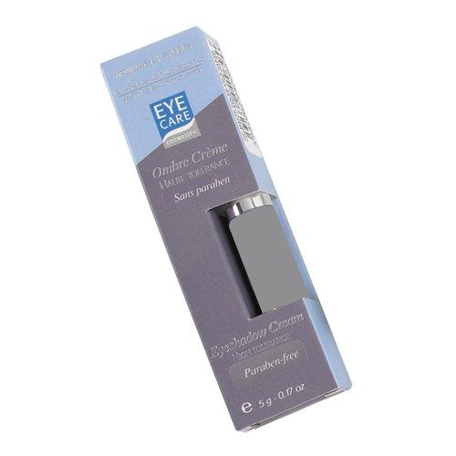 EYE CARE Lidschatten-Creme für sensible Haut, 5 g Farbe: metal, 1er Pack (1 x 5 g)