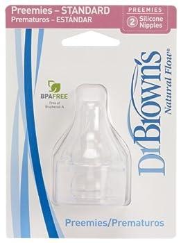 dr brown preemie flow